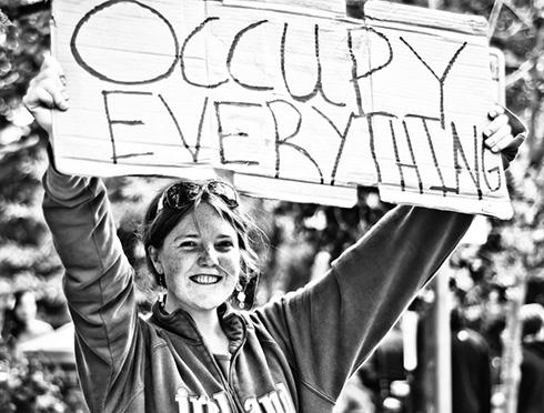 Occupy everything !
